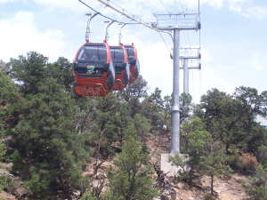 Iron Mountain Tramway