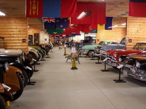 Classic Car Pavillion