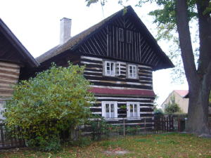 Traditional 17th Century Farm House