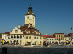Brasov Old Town Hall