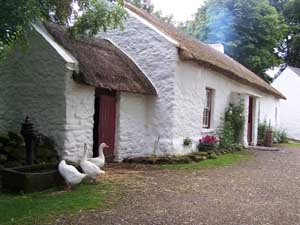 19th Century Weaver's Cottage
