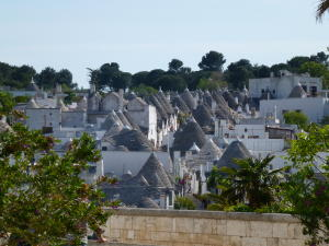 Trulli Shops and Homes