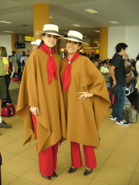 Peru Flight Attendants