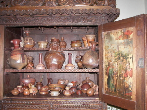 Artifacts at Casa Orihuela