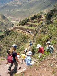 Hiking Trail at Pisac