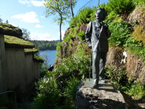 Life-size Statue of Edvard Grieg